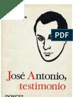 Jose Antonio. Testimonio (Adriano Gómez Molina)