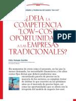 ¿Deja la competencia low cost oportunidades a las empresas tradicionales?
