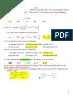 Chem4a Mt2 2013 Key