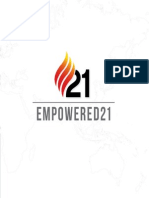 Empowered21 Executive Summary Booklet
