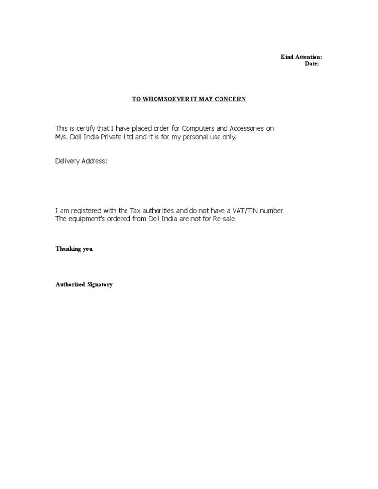 Letter of declaration jcmanagement self declaration letter thecheapjerseys Choice Image