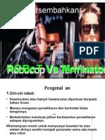 robot vs manusia dalam perubatan