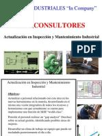 Inspección y Mantenimiento Industrial