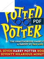 Potted Potter Play Review