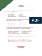 Curso De Francés-Lecciones 16 A 30