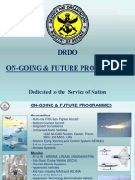 On-going & Future Programmes