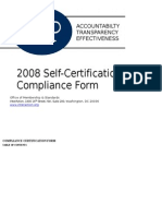 SCP Reporting Form