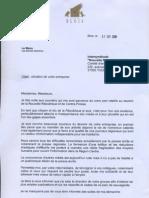 Communiqué mairie de Blois