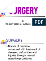 Surgery Presentation