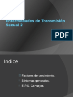 Enfermedades de Transmisión Sexual 2