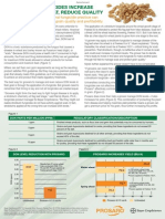 2013 Prosaro® Fungicide - DON Reduction in Wheat & Barley Crops