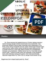 Obesitas dan Dislipidemia
