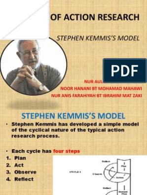 Models of Action Research-Stephen Kemmis