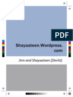 Jinn and Shayaaten Blog Book