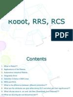 Robot RCS Controller