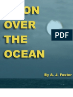 Moon Over the Ocean 1-1 through 1-4