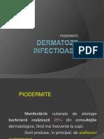 Curs Piodermite