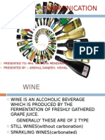 feasibility report(wine co.)