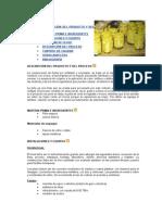 FABRICACIÓN DE PIÑA EN ALMIBAR 04-05-2009
