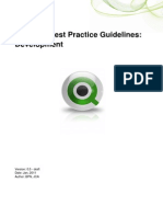 QlikView Best Practices - Development v0.5 (1)