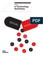 Social Technology in Pharmaceutical Marketing