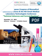 RBSC2013 Abstract Book