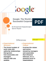 Google Presentation Edited