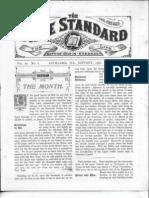 The Bible Standard January 1900