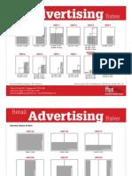 Ad sizes 2014