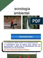Tecnología ambiental