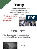 Irony Presentation