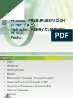 111122390 Curso Presupuesto BCS