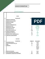 Memoria de Calculo Sepv-160-Lf