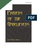 Prayers of the Unbelievers