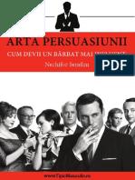Arta Persuasiunii Tipic Masculin.ro