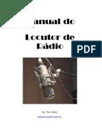 Manual do Locutor de Rádio