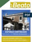 """Edição de Setembro do Boletim Informativo """"O Beato"""""""