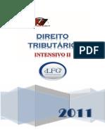 DIREITO TRIBUTÁRIO II