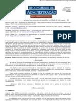 Estratégia de Fidelização em uma Concessionária de Caminhões na Cidade de Sete Lagoas - MG