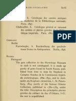 Met Museum of Art Catalogue of Engraved Gems Gisela Richter 2
