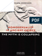 Homosexuality in Ancien Greece - The Myth is-Collapsing
