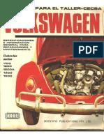 Manual de Taller Vw Sedan