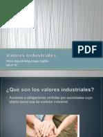Valores Industriales