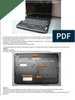 Desarmar Una Notebook HP