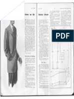 The Tailor and Cutter - Pattern drafting 1950
