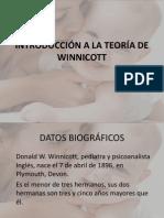 TEORÍA DE WINNICOTT