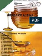 Mierea de Albina