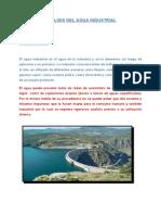 Analisis Del Agua Industrial - Expocision