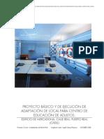 Proyecto Ejecucion Centro Adultos 3
