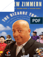 The Bizarre Truth by Andrew Zimern - Excerpt